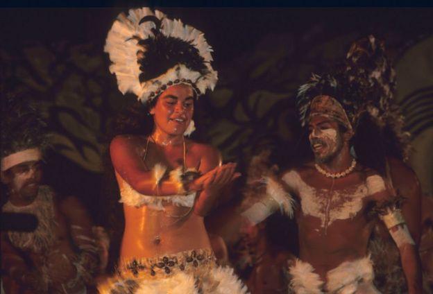 Una celebración tradicional del pueblo de Rapa Nui