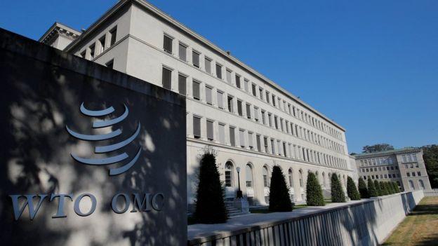 WTO日内瓦总部