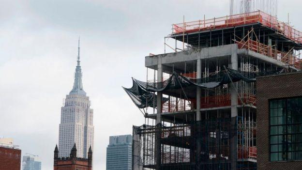Construcción en Nueva York