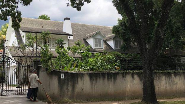 Una casa en el Caracas Country Club
