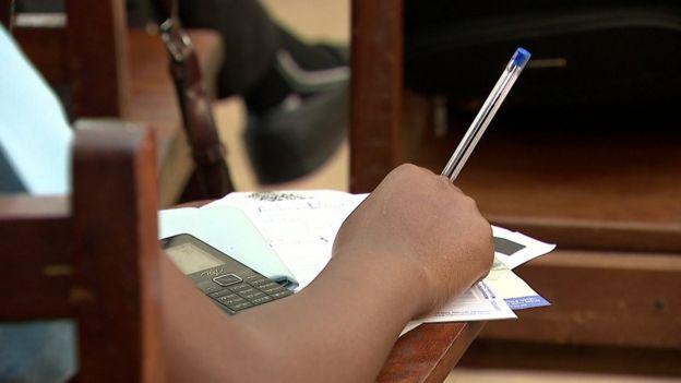 Makerere university student