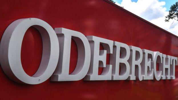 Logo Odebrecht