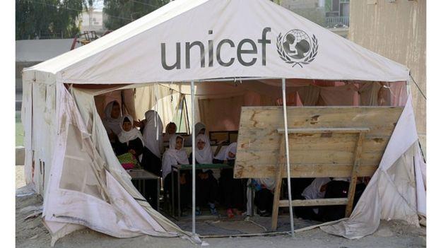 L'UNICEF estime que plusieurs millions d'enfants pourraient être en danger en raison de l'abandon de certaines campagnes de vaccination pour faire face au coronavirus