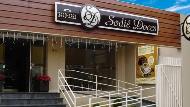 La cadena Sodie Doces