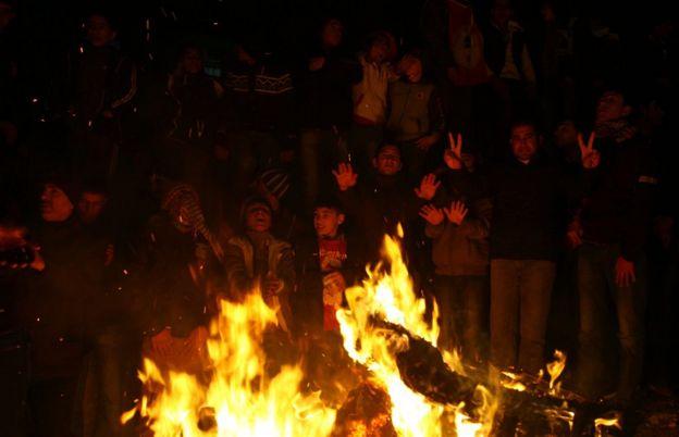 HDP seçmenleri kazandıkları belediyeleri Diyarbakır sokaklarında böyle kutlamıştı. Bugün o belediyelerin çok azı HDP yönetiminde
