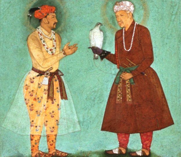 अकबर, जहाँगीर, मुगल साम्राज्य