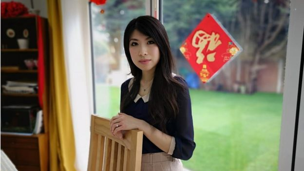 Picture of paediatric nurse Lucy Li who spoke about her experience of racism