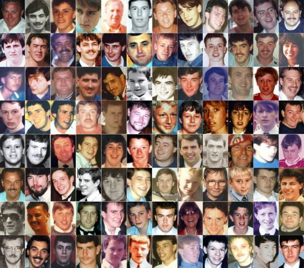 Hillsborough victims
