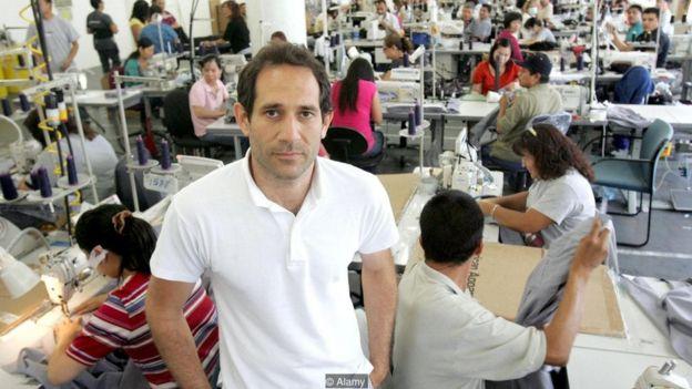American Apparel eski CEO'su Dov Charney kötü idaresi yüzünden 2014'te işinden kovulmuştu.