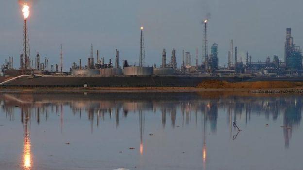 Perusahaan minyak negara PDVSA pernah menjadi sumber uang.