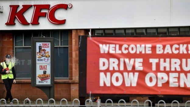 KFC Glasgow