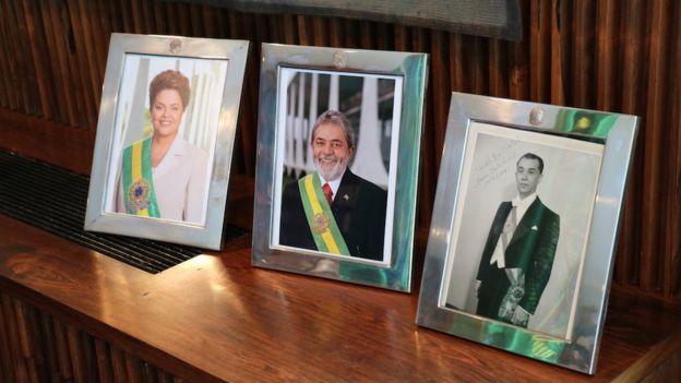Presidente afastada diz que ela e Lula fortaleceram instituições de combate à corrupção