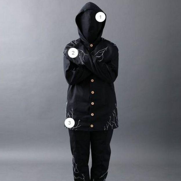 Infinity suit