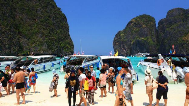 Resultado de imagen para Maya Bay, Tailandia