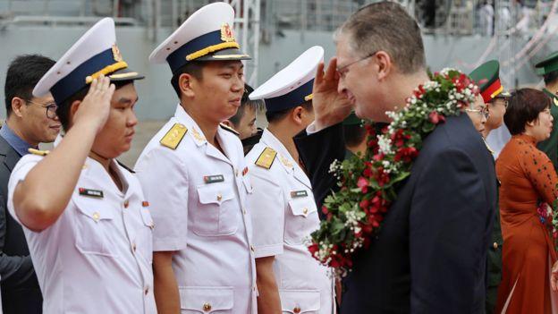 Đại sứ Mỹ tại Việt Nam