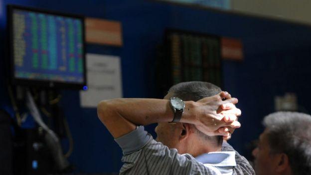 Chứng khoán Trung Quốc rơi liên tục trong bốn ngày