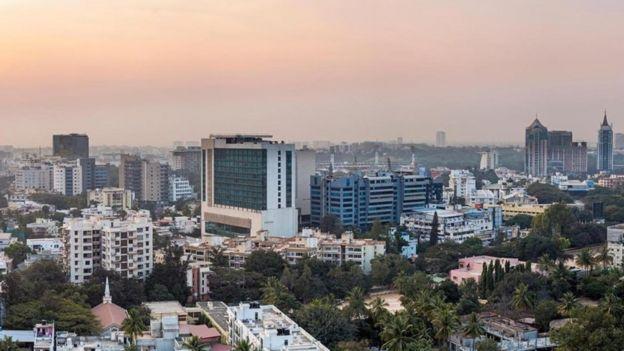 مدينة بنغالور الهندية: الاقتصاد الأسرع نموا