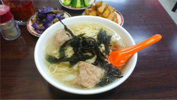 很多從中國大陸傳入台灣的食物有點