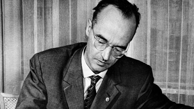 كان فوكس رئيسا لقسم الفيزياء النظرية في مؤسسة أبحاث الطاقة الذرية البريطانية في هارويل Getty Images