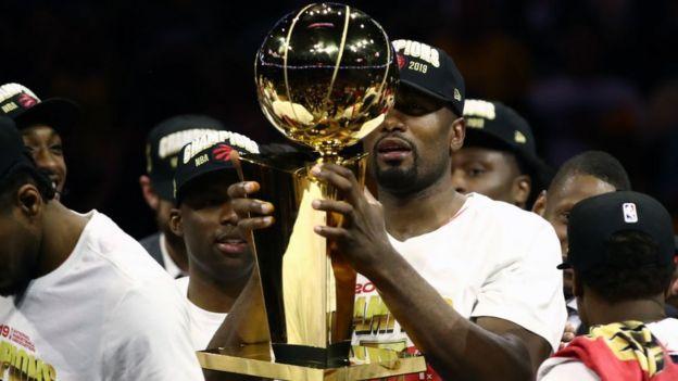 NBA: Pascal Siakam, au nom du père
