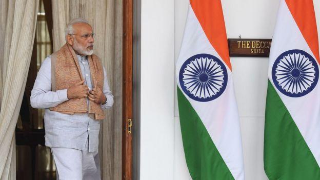 Thủ tướng Narendra Modi có vẻ rất được yêu thích ở Việt Nam?