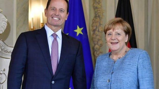 ریچارد گرنل، سفیر آمریکا در برلین هم بوده است