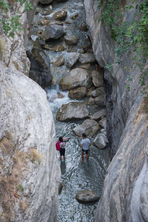 Ущелина Раганелло