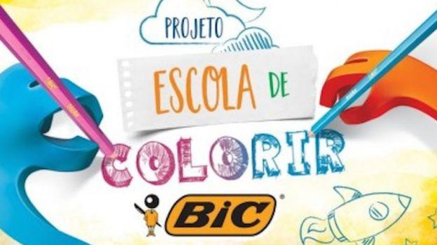 Logo da Bic
