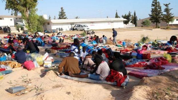 سازمان ملل خواهان برچیده شدن بازداشتگاه های پناهجویان در لیبی شد