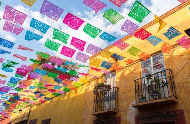 Calle de México.