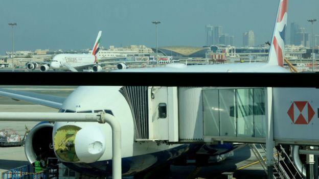 Боинг-777 British Airways