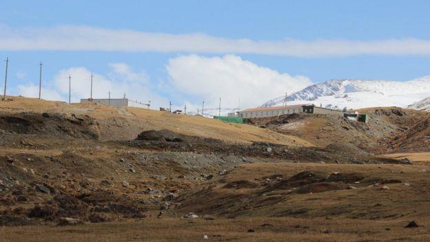 Рудник Кыргызалтына