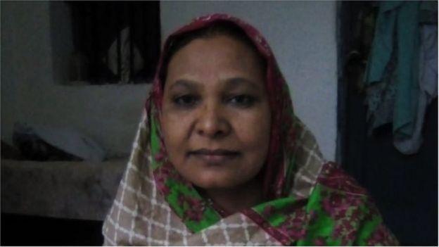 الزوجة شاغوفتا كانت تعمل مشرفة في مدرسة مسيحية قبل إدانتها