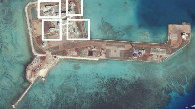 Arrecife Hughes