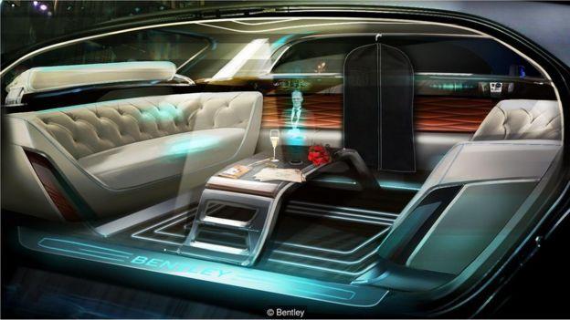 design de carro automático