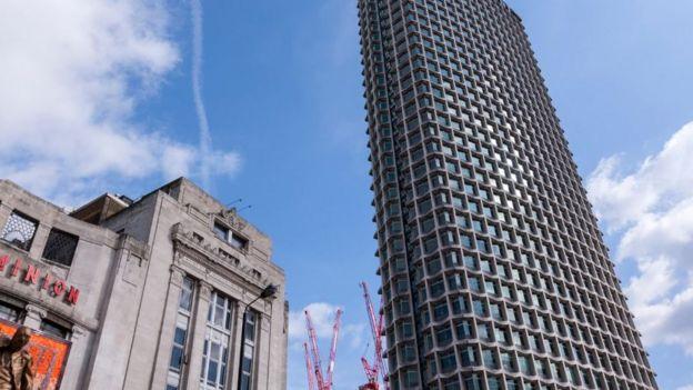Centrepoint, Londra