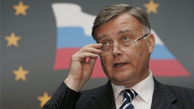 Vladimir Yakunin.