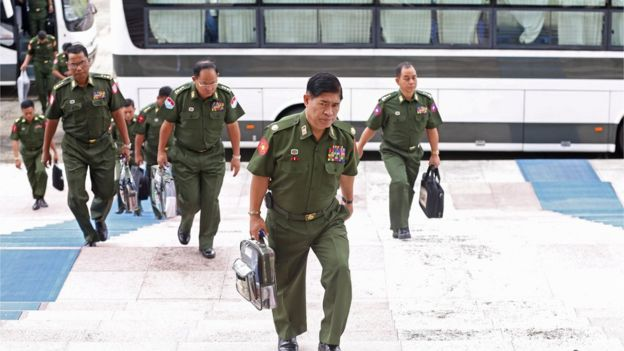 نمایندگان ارتش