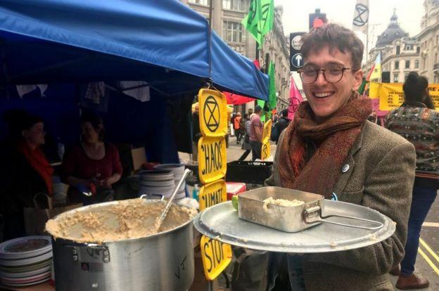 Free porridge