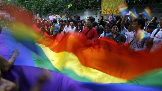 Movilización LGBT en Brasil