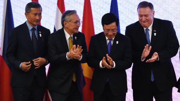 Hội nghị Ngoại trưởng ASEAN tại Bangkok