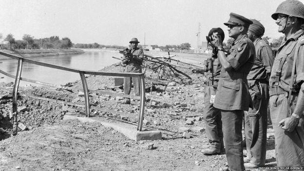 Arvinder Singh 1965 War