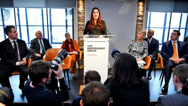 Independent Group launch