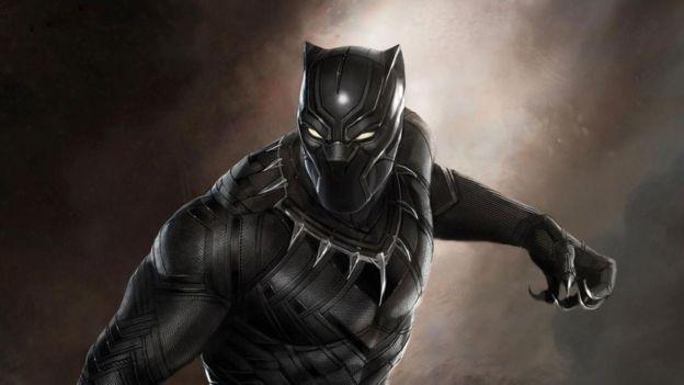 Fotograma de Black Panther