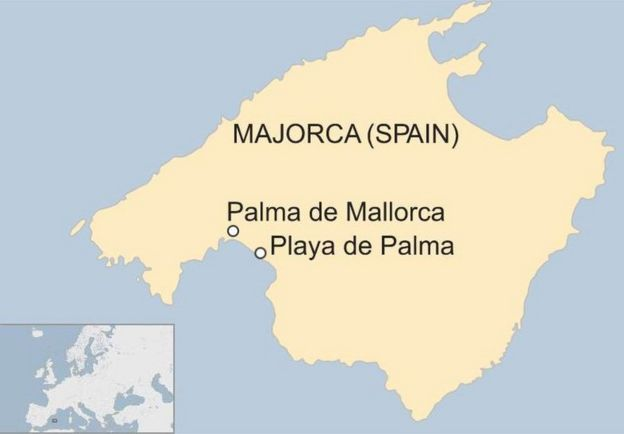 Majorca in drive to rein in boozy tourists - BBC News