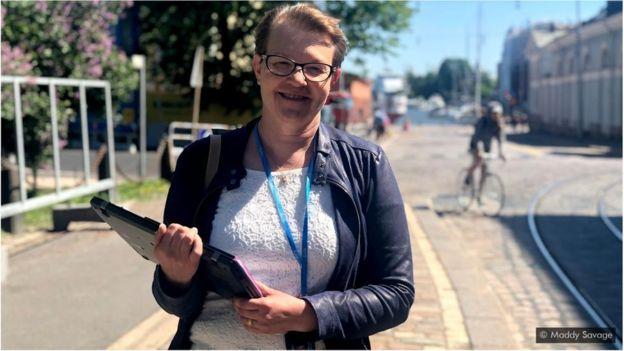 As pessoas são mais produtivas quando o horário de trabalho é compatível com as diferentes demandas da vida pessoal, diz Tarja Kröger