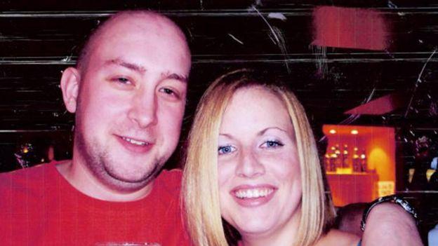 Craig y su novia