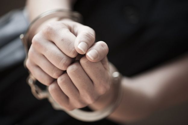 Was girls strip searched on judicial remand