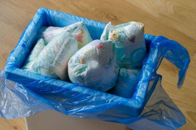 Pañales de bebé