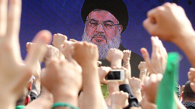 أنصار حزب الله في لبنان